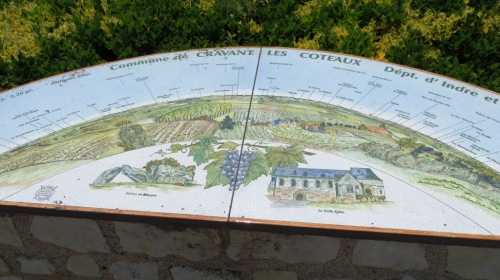 ... and an explanation of the panoramic view.
